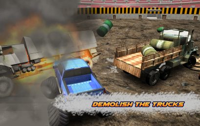 Xtreme Truck Demolition Derby